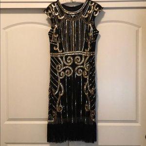 Dresses & Skirts - 👗 Gatsby vintage inspired sequin cocktail dress